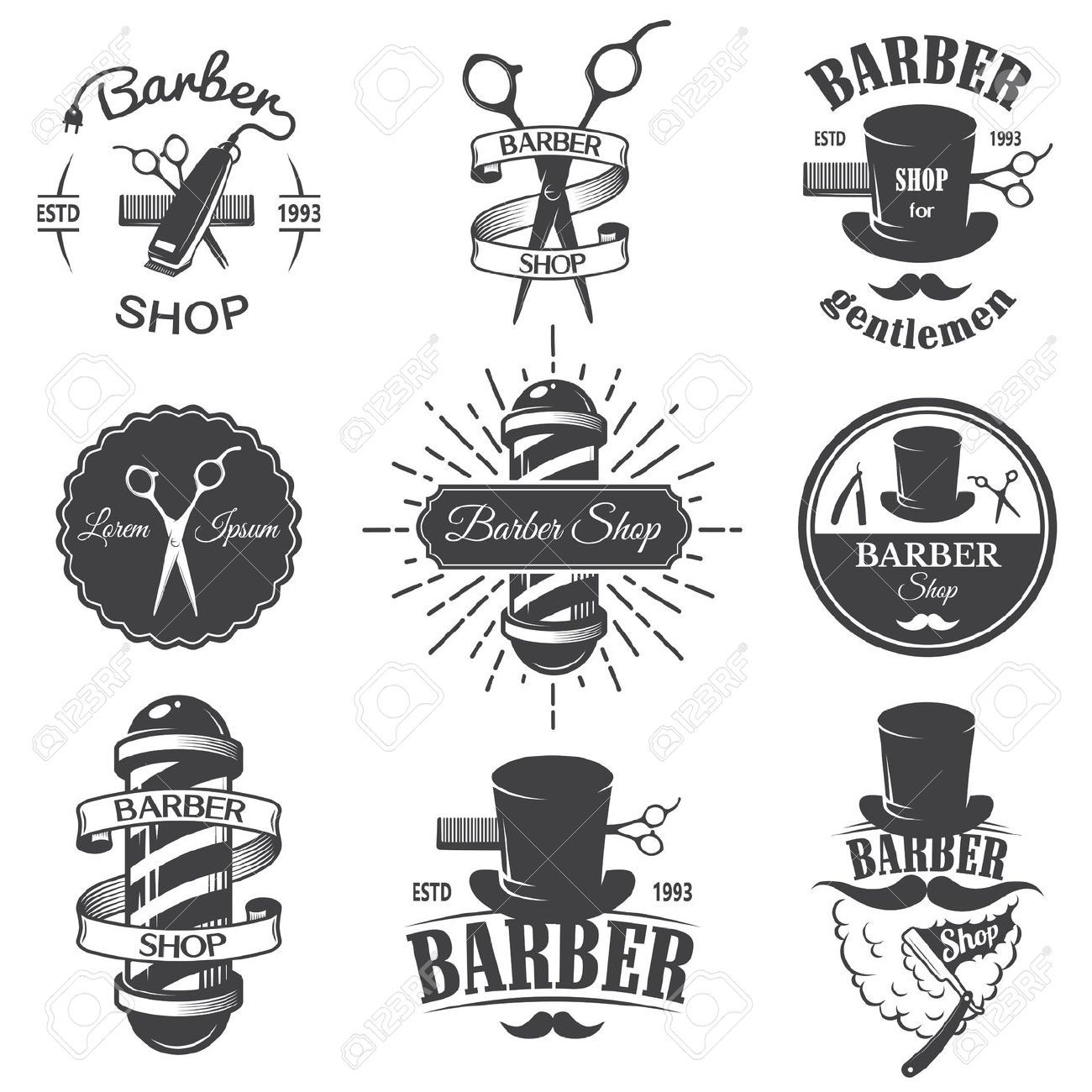 Barber Shop , Barber Shop Decor, Barber