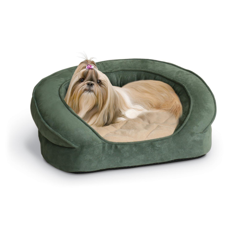 Deluxe Ortho Bolster Sleeper™ Dog bed sizes, Bolster dog