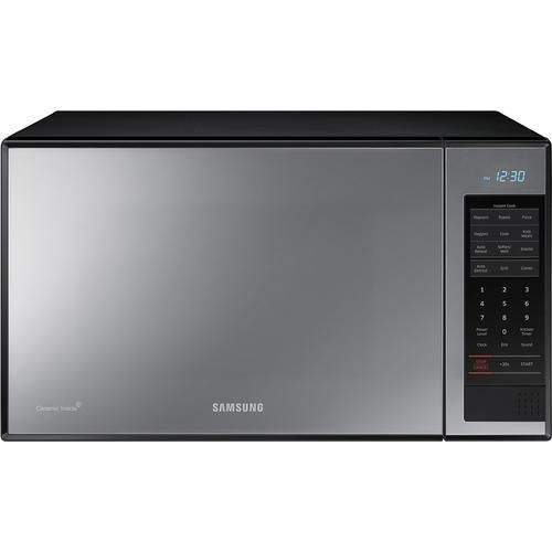 Samsung 1 4 Cu Ft Countertop Microwave With Powergrill