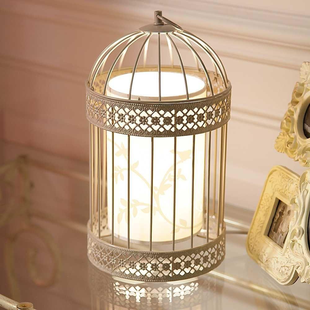 spirit loom pi bird lamp cage birdcage cloth lamploom