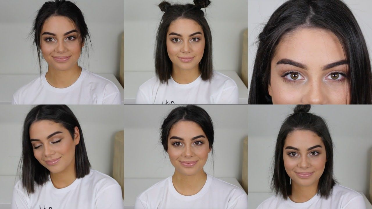 Hairstyles For Short Hair For School hairstyles ...