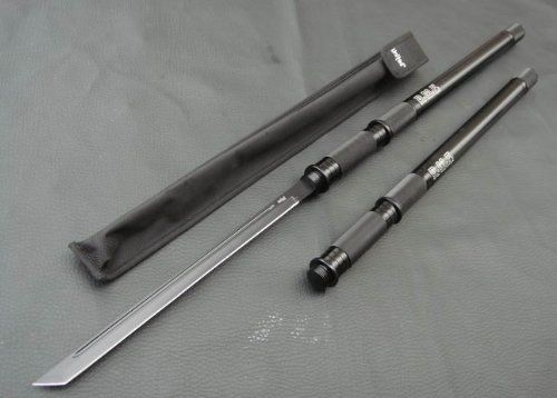 3-In-1 BMF Stick / Sword / Spear // | Cool Weaponry ...