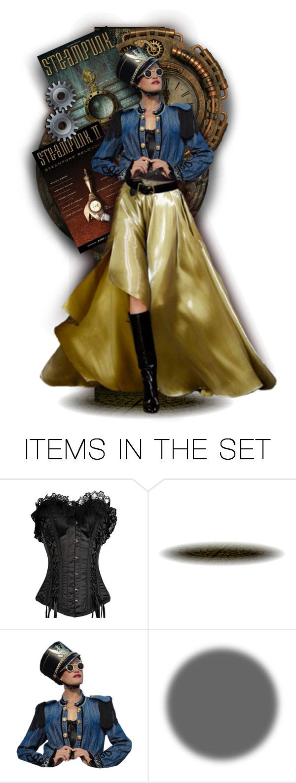 """""""Toy soldier"""" by alicja2204 on Polyvore featuring sztuka"""
