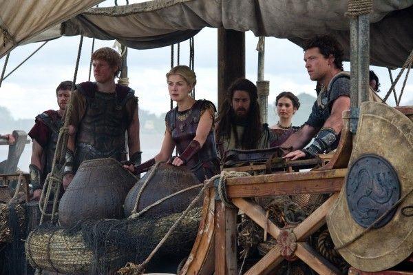 Wrath of the Titans (2012) starring Sam Worthington and Rosamund Pike