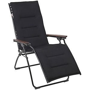 Reflexology Lafuma Evolution Outdoor Recliner Patio Lounge Chairs Pool Chairs