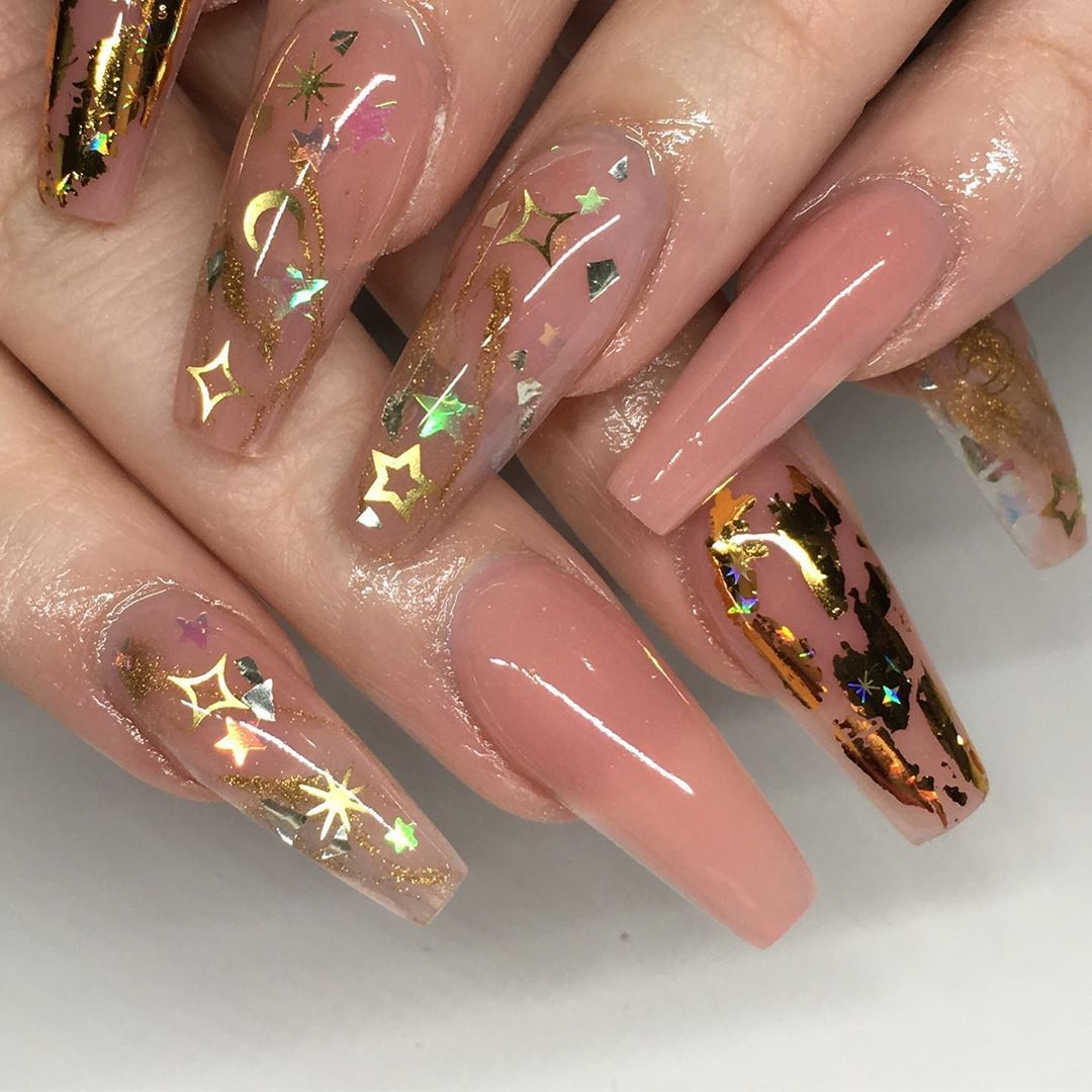 Pin by Nic Yanez on Nails in 2020 Nail designs, Rainbow