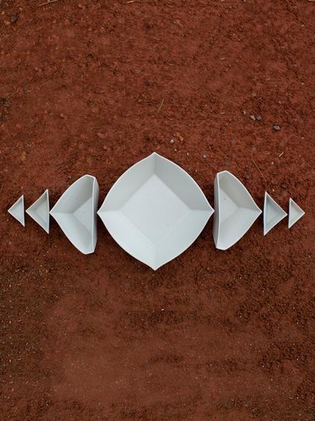 Haand - Squares + Triangles - Set of 7   VAULT