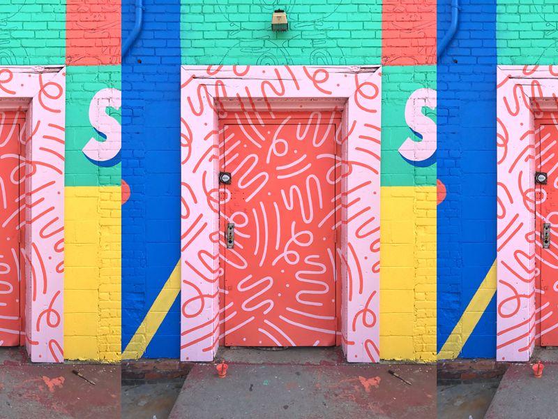 Doodle Door
