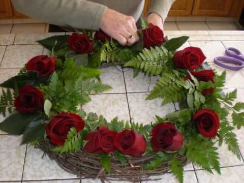 How To Make An Urn Wreath