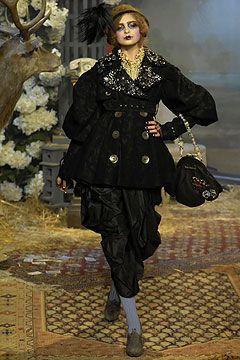 Fall 2007 Ready-to-Wear  John Galliano