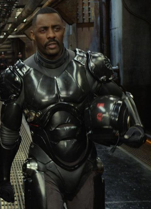 Stacker Pentecost From Pacific Rim With Images Actor Idris
