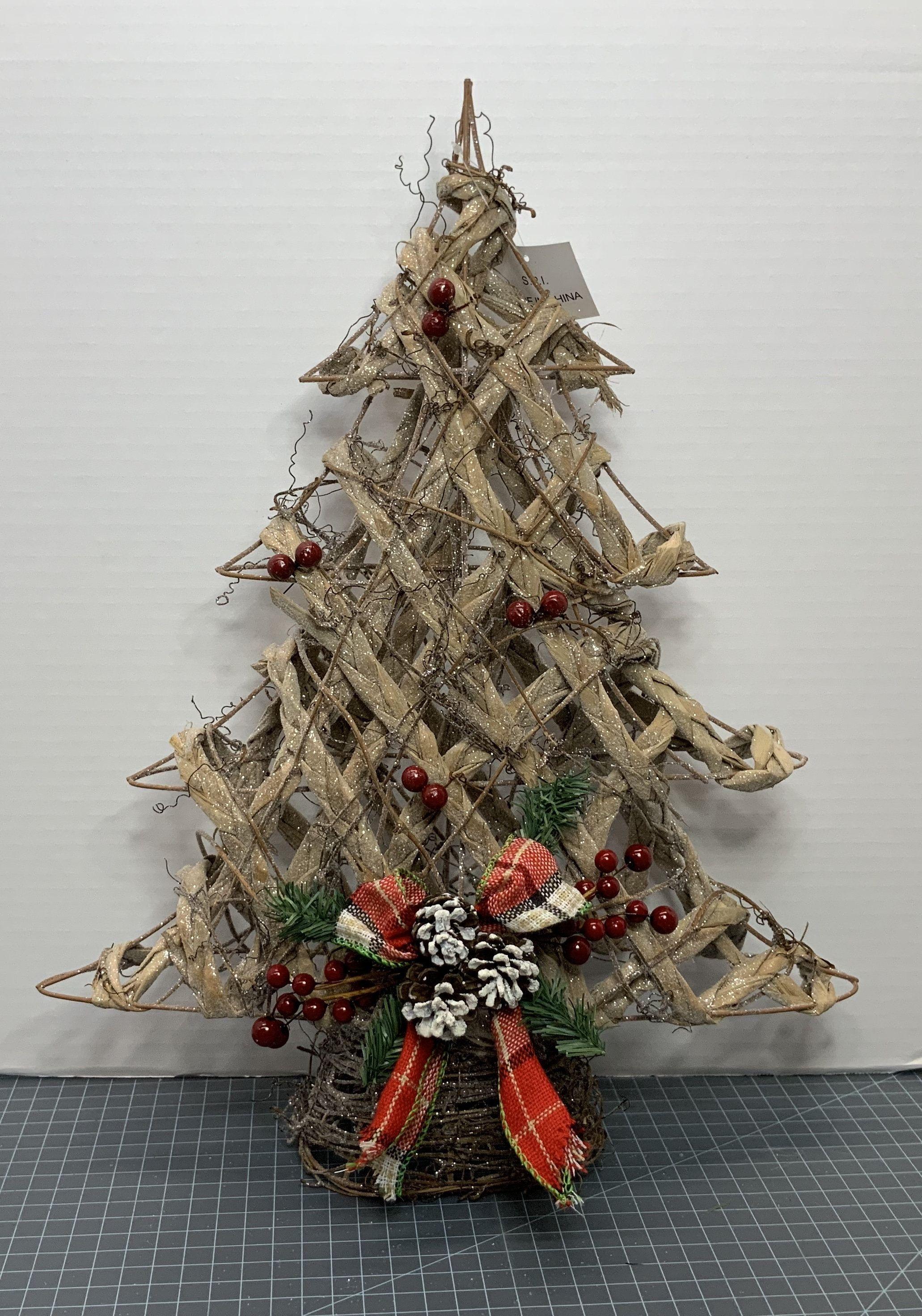 Brown Christmas Tree Christmas Decoration Holiday Decoration Etsy In 2020 Christmas Decorations Holiday Decor Christmas Tree