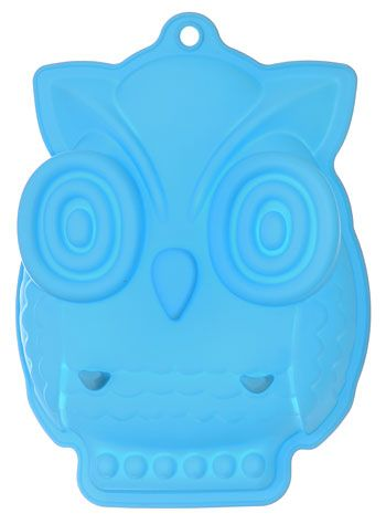 Hootie Cake Owl Baking Mold at PLASTICLAND