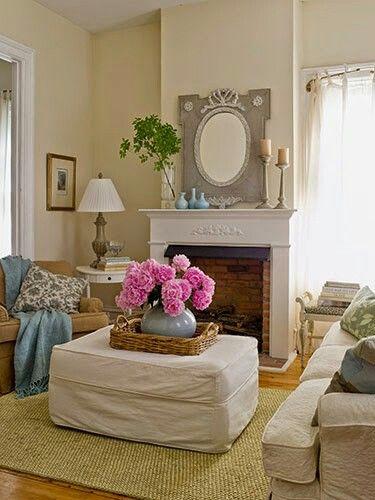 Get cozy in your living room