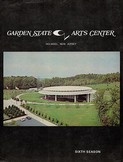 Perfect 1973 Johnny Cash Souvenir Garden State Arts Center Concert Schedule Country  Music Legend Awesome Design