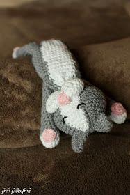 Katze häkeln kostenlose Anleitung crochet cat
