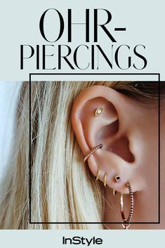 Photo of So sexy: these 5 ear piercings everyone want this summer