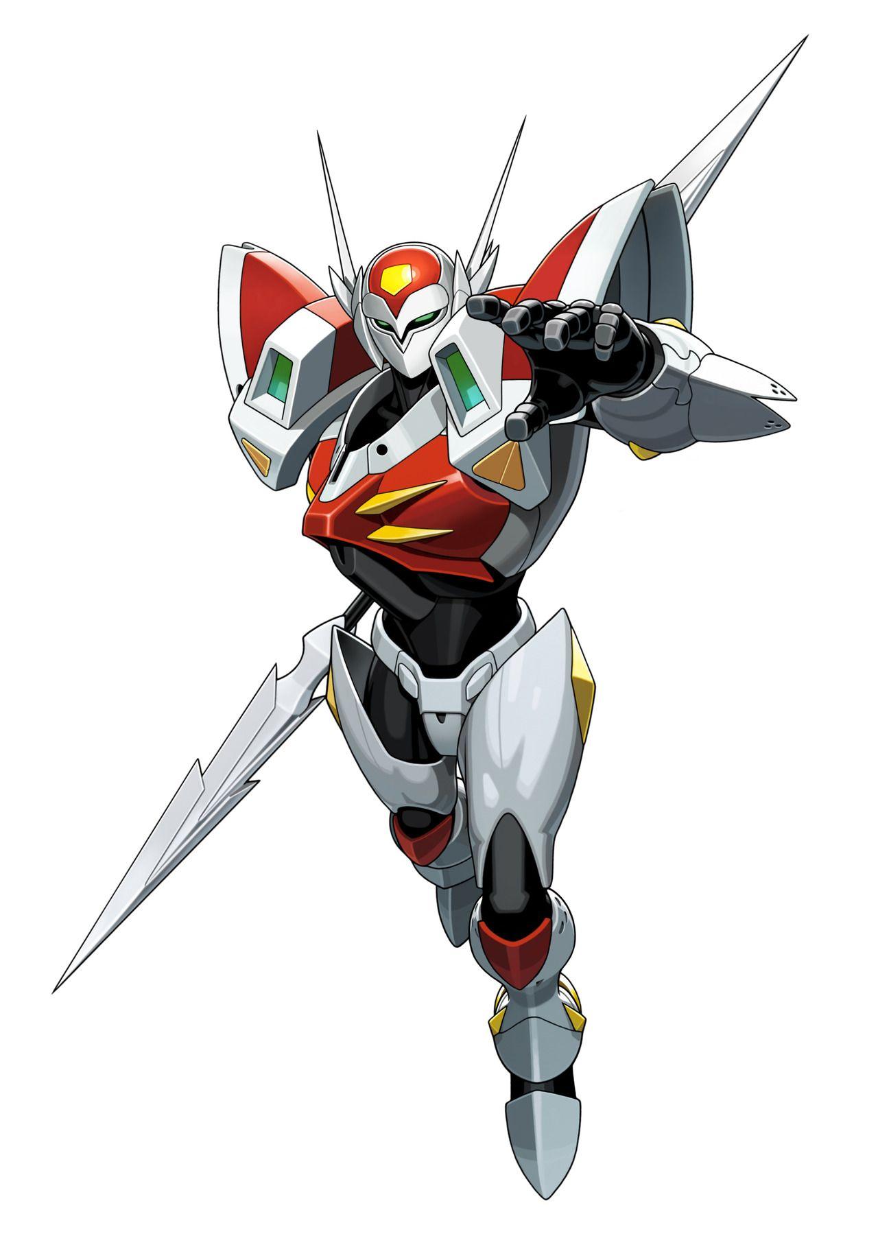 Tekkaman Blade Tatsunoko vs Wiki Wikia