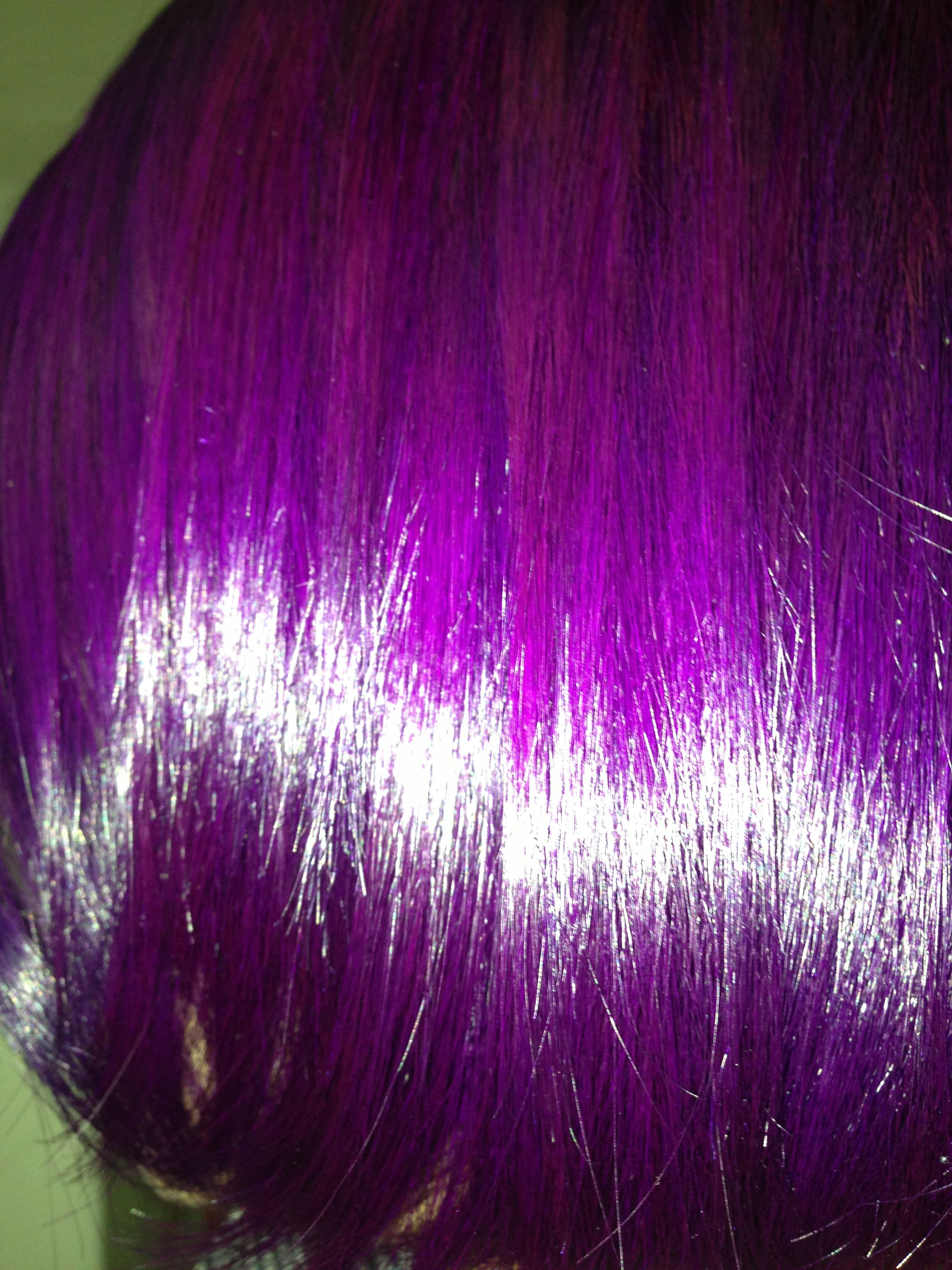 Directions Hair Dye Plumcerise Hair Apparent In 2019 Haarfarben