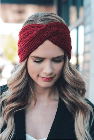 2fa015a9352 Looking for a cozy and stylish way to keep your ears and head warm this  winter  Look no further than our Crochet Headband and Ear-Warmer.