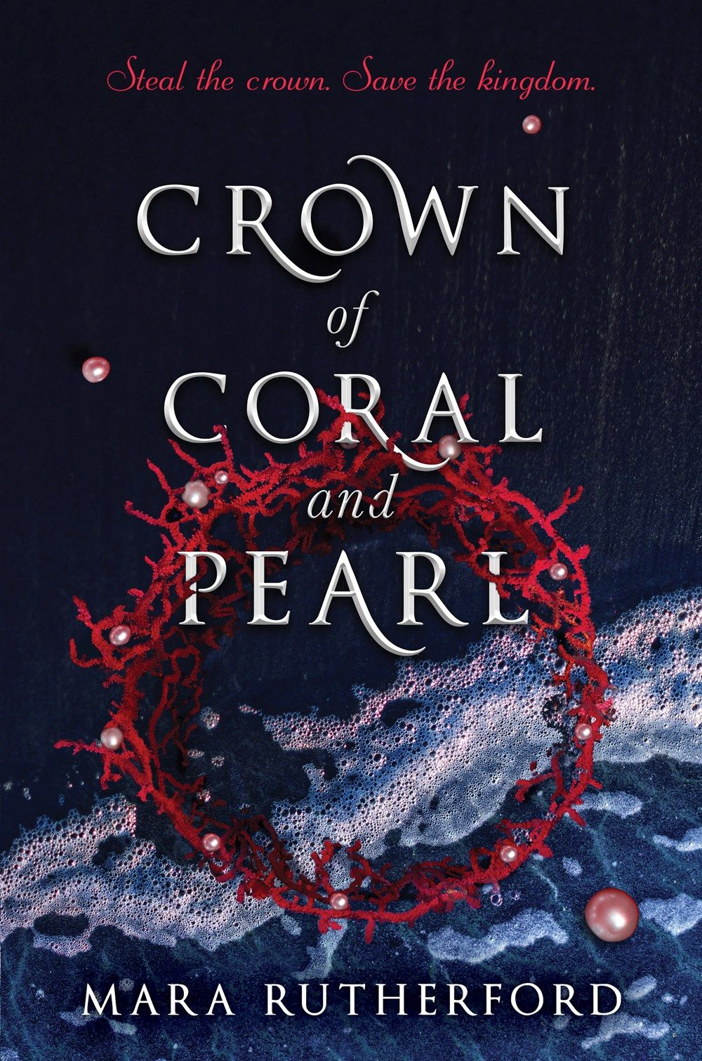 Crown Of Coral And Pearl By Mara Rutherford With Images