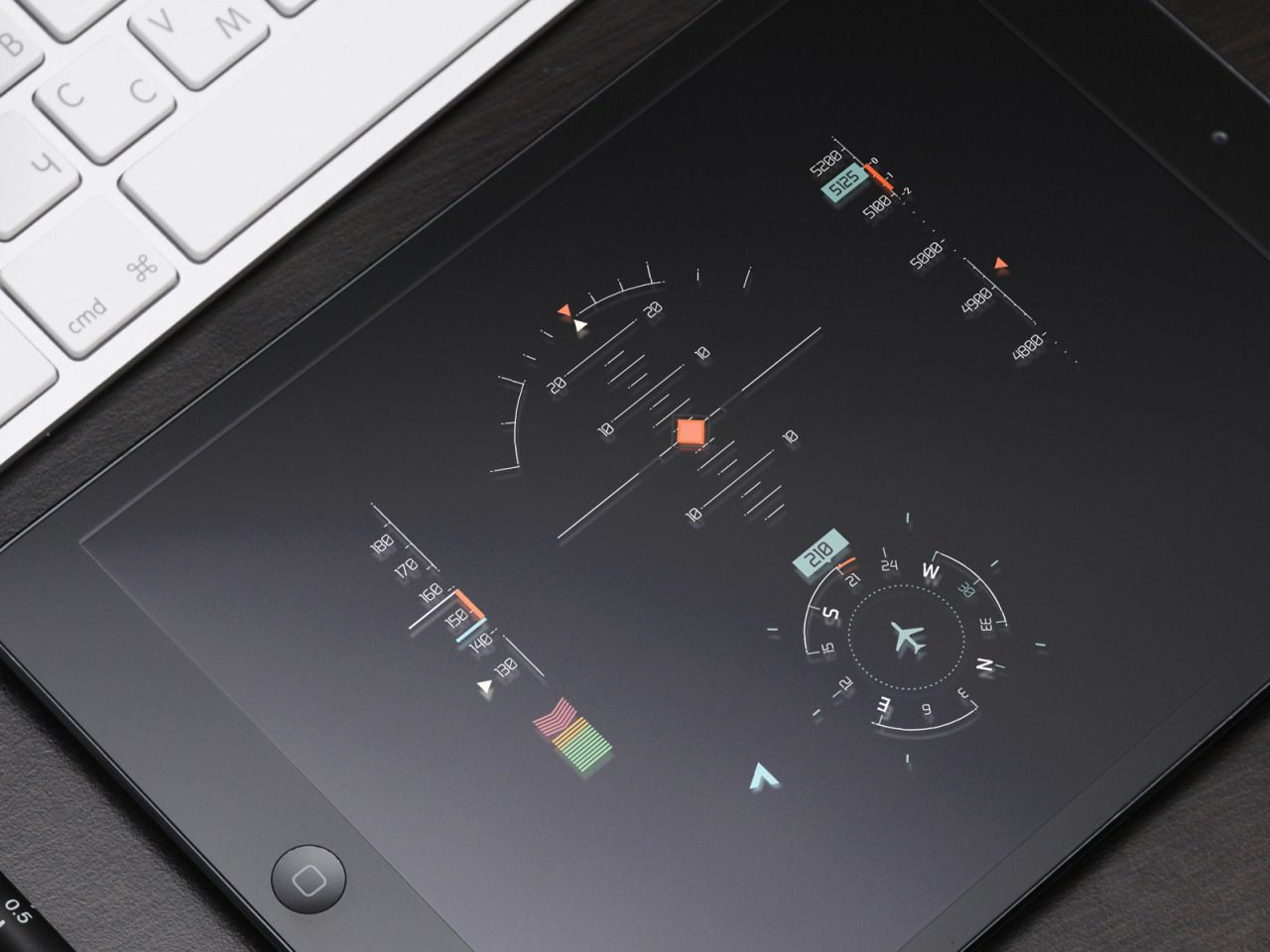 Dashboard Aircraft by BEASTY #UX #UI #interface #dribbble #behance #designer #ramotion store.ramotion.com