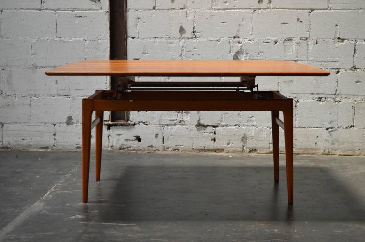 Diy Adjustable Height Coffee Table Adjustable Coffee Table Large Square Coffee Table Coffee Table