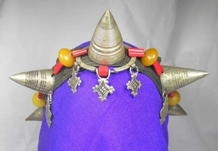 Berber headdress
