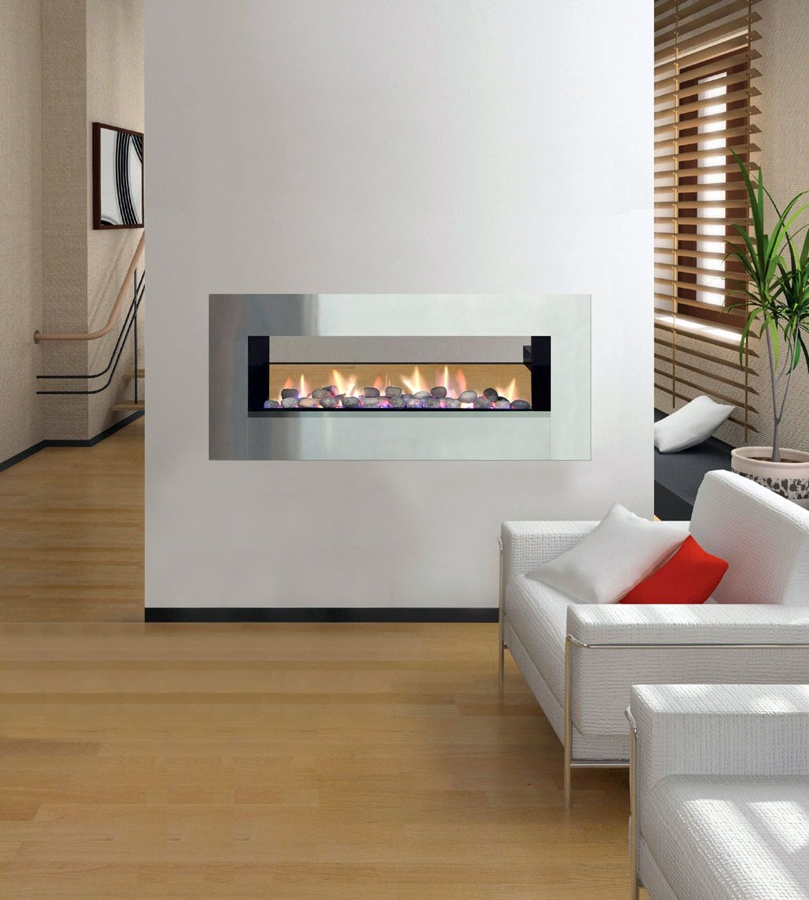 Pin on Open gas fireplaces