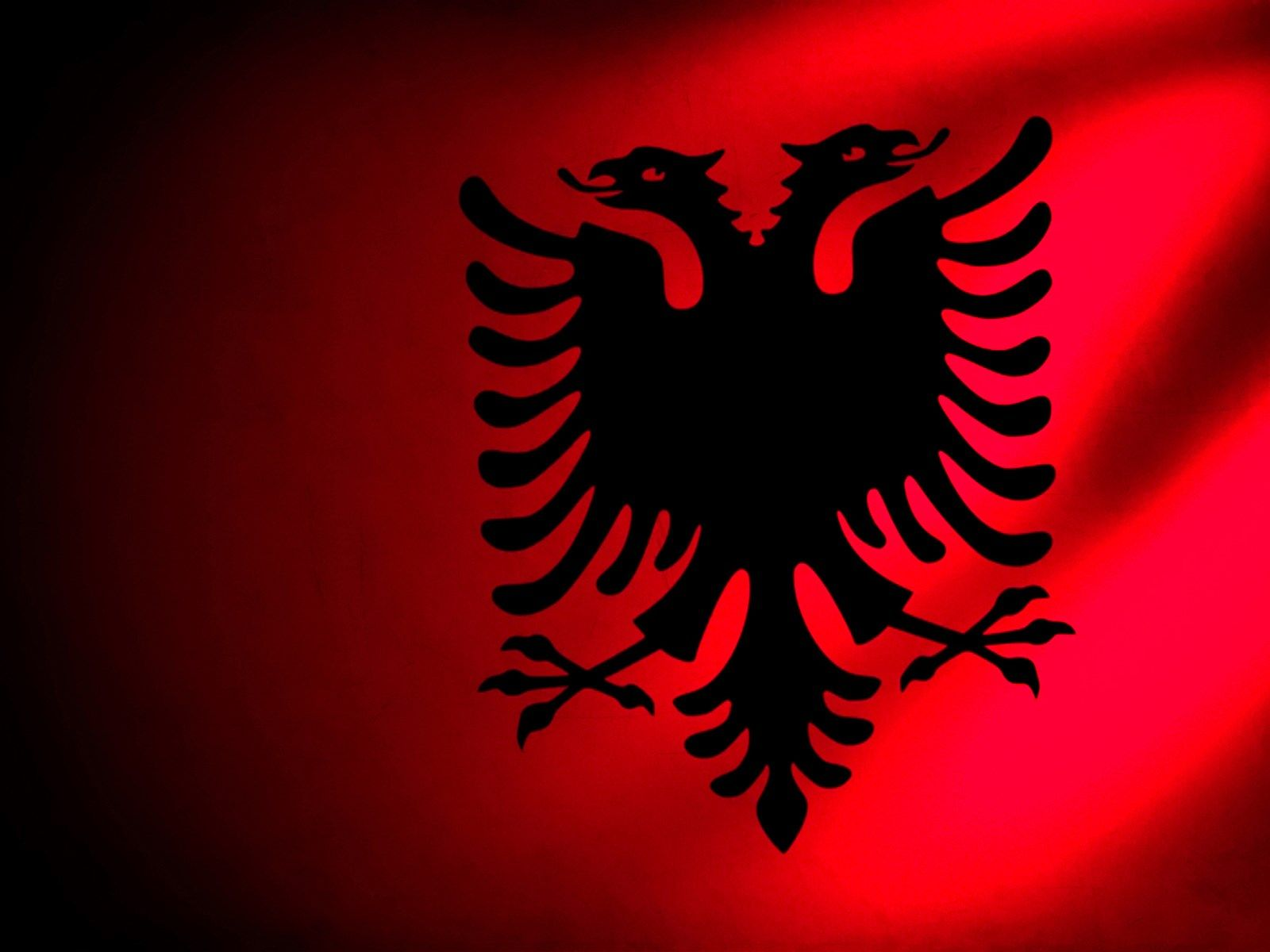 Albanian Flag Wallpaper Download Free