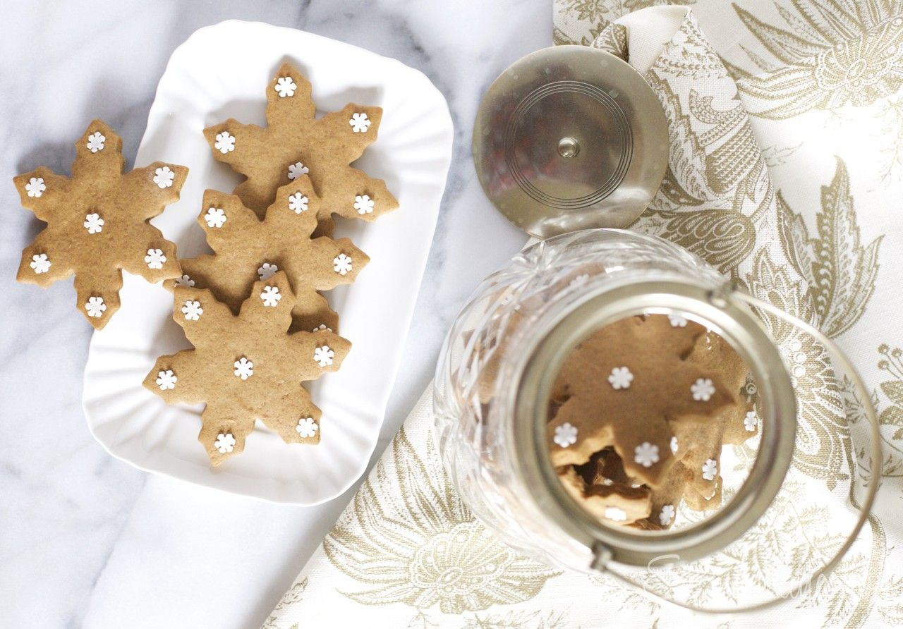 Aprende a hacer esta deliciosas galletas de jengibre y miel, tu casa se inundará de ricos olores, perfectas para hacer con los niños.