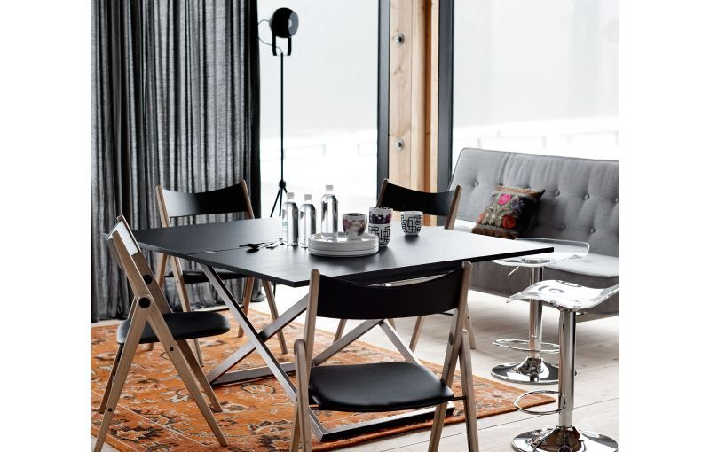 Oslo Folding Chair Boconcept Danish Dining Rooms Furniture Inspiration Furniture