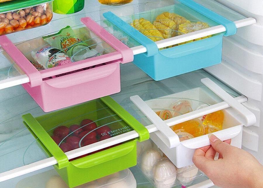 Kühlschrank Organizer : Buzdolabı İçi geçmeli organizer kutu tasarım