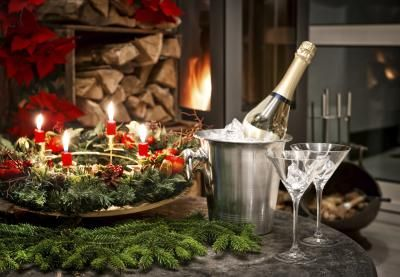 Romantic Ideas for New Year's Eve at Home (With images ...