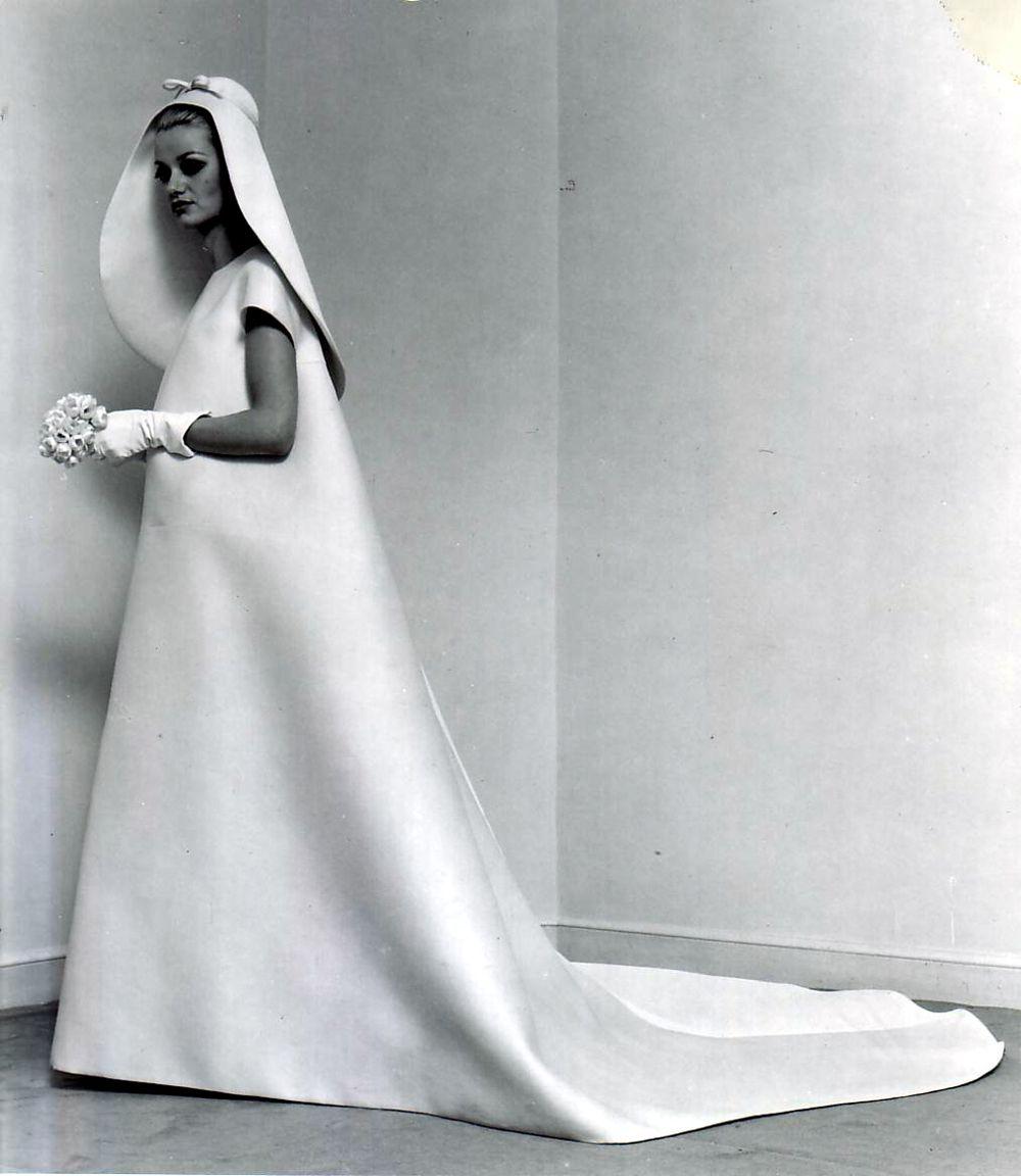 Wedding Dress 1967 Balenciaga