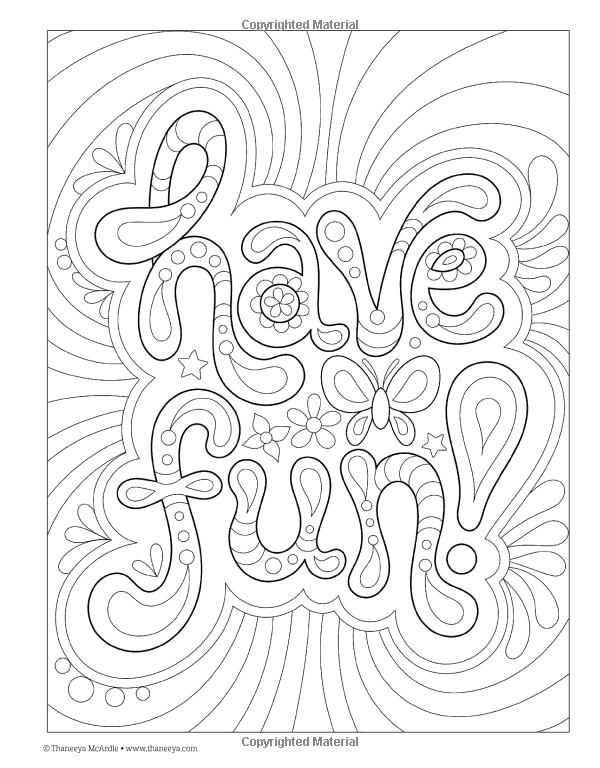 - Good Vibes Coloring Book (Coloring Is Fun): Thaneeya McArdle:  9781574219951: Amazon.com: Books Love Coloring Pages, Coloring Books,  Printable Coloring Book