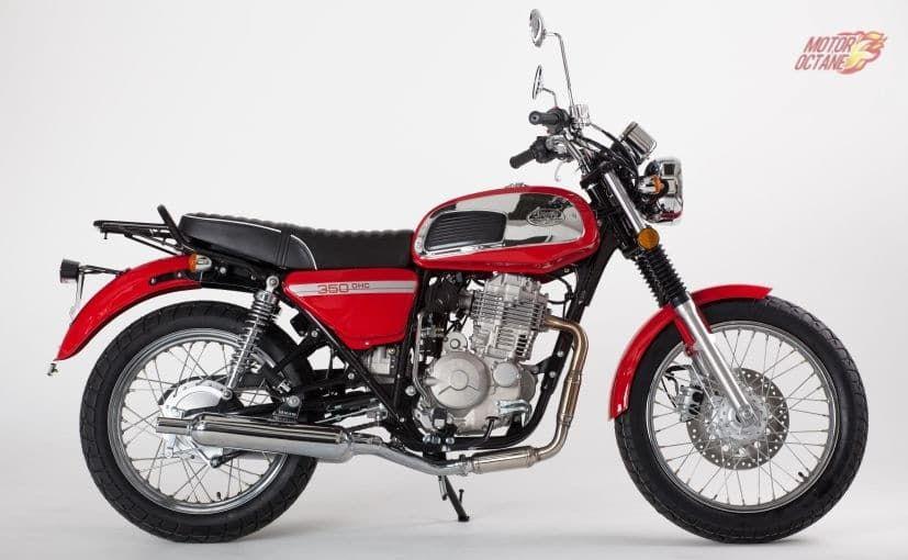 2018 Yezdi 350 To Make A Come Back Https Motoroctane Com News