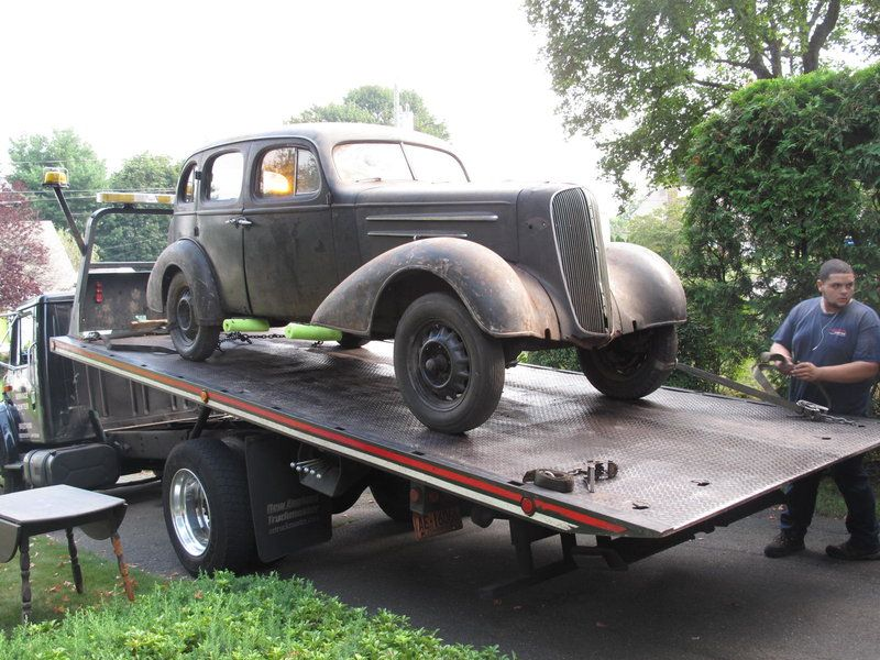 1936 Chevrolet Master Deluxe for sale by Owner - Newington, CT ...