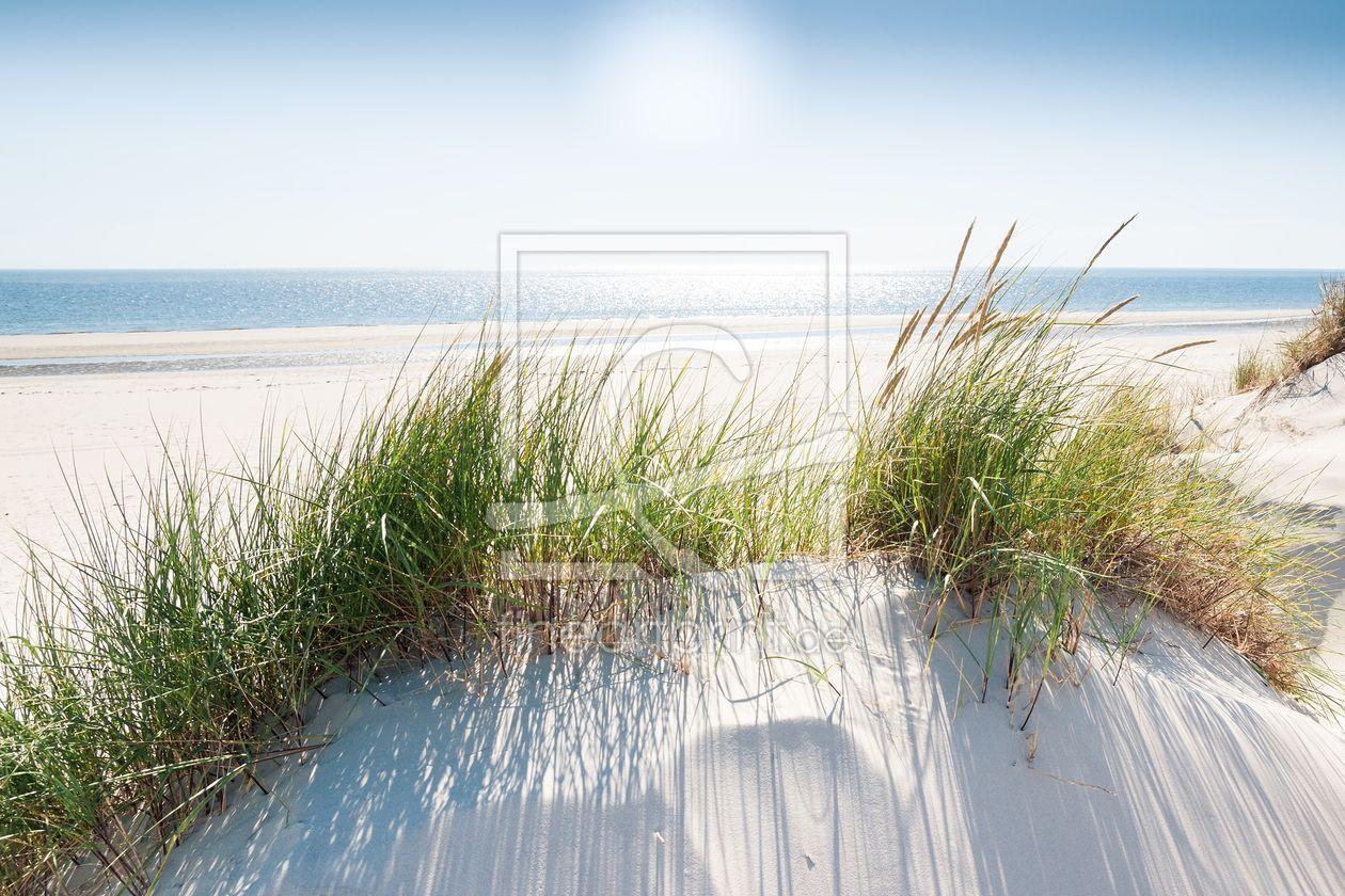 Canvas 30 X 20 Cm Landschaftsbilder Amrum Insel Und Bilder