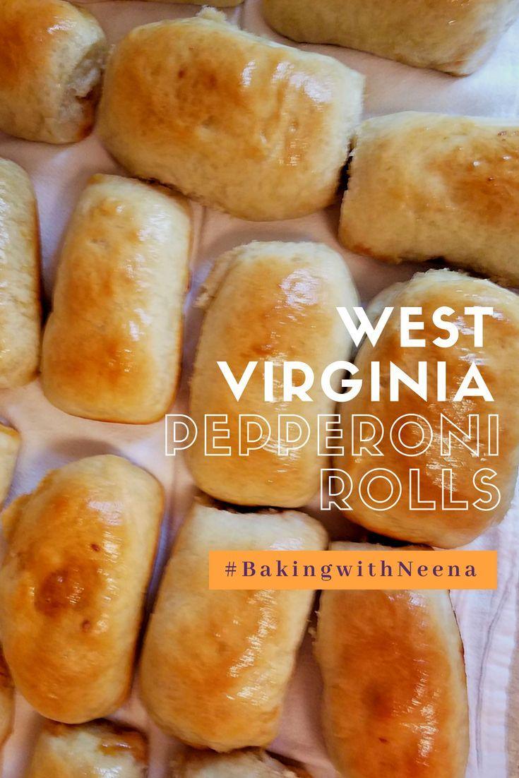 Pepperoni Rolls   A True West Virginia Favorite!  Rezepte Recipe is part of pizza - Pepperoni Rolls   A True West Virginia Favorite! Source by jmponsock51