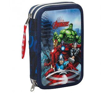 Marvel Avengers Gevulde etui Assemble 34 stuk