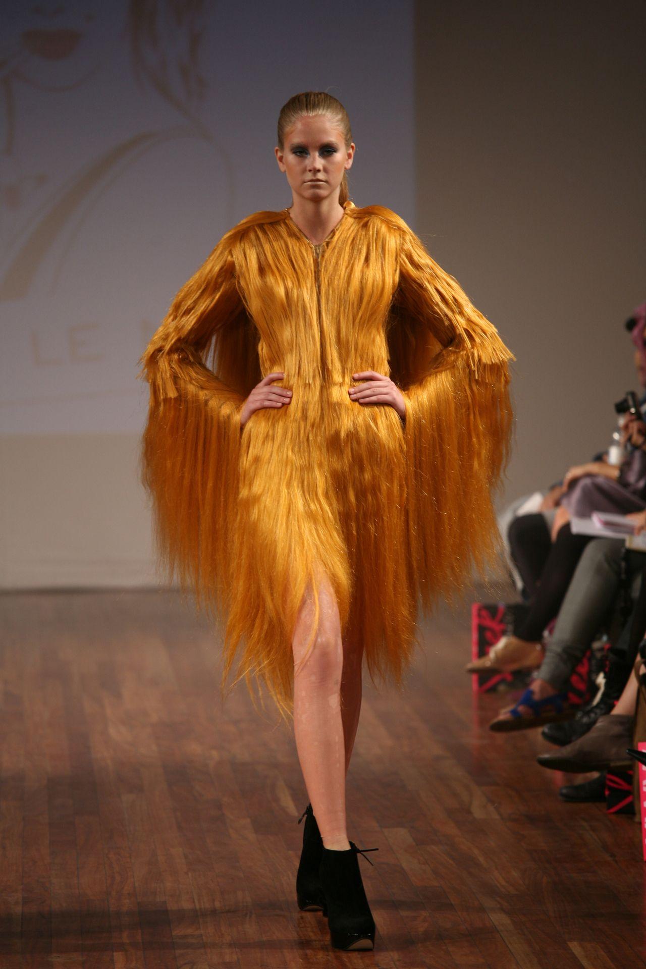Charlie Le Mindu | Formal dresses, Fashion, Sleeveless