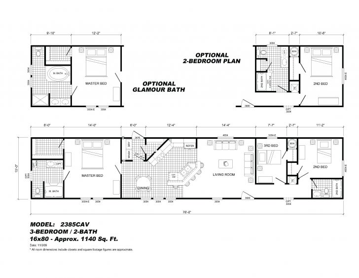 Oakwood Homes Floor Plans