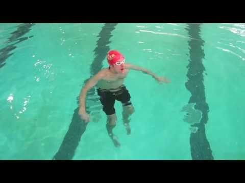 Sea Hiker Swimming Tread Water The Easy Way Youtube Swimming Tips Swimming Swimming Workout