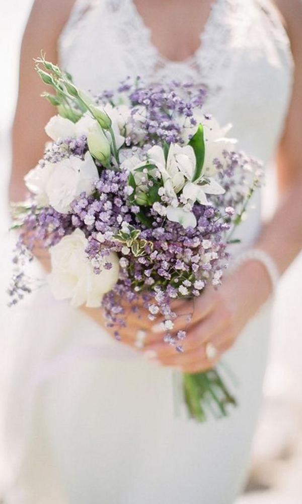Stunning Lavender Wedding Color Ideas and Wedding Invites