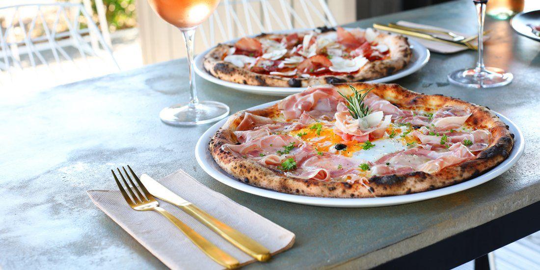 Goccia Italian Pizza Mermaid Beach