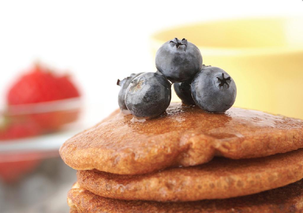 Better than Grandma's Pancakes on http://www.draxe.com