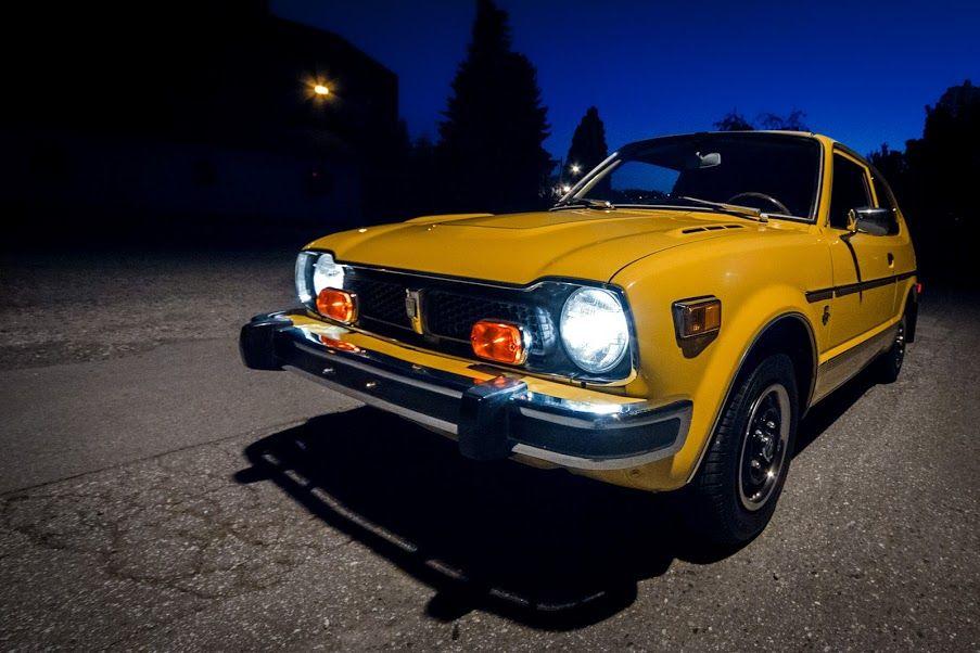 1977 honda civic cvcc about 5 000 favorite car pics. Black Bedroom Furniture Sets. Home Design Ideas