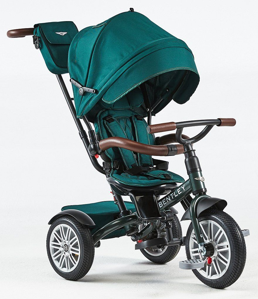 The Bentley Trike 6in1 Stroller and Tricycle (With