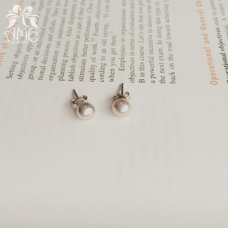 Duyên dáng với Bông tai Ngọc trai 7.0 mm | Tuỳ chọn ngọc trai: Lavender, Pink, Peacock & White theo sở thích & phong cách riêng của BẠN